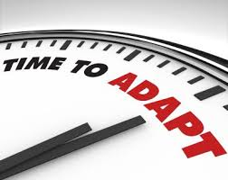 3 Top tips in adapting to change