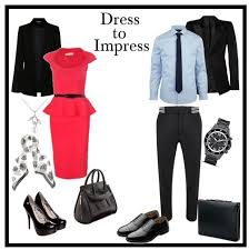 The secret in how to dress for success